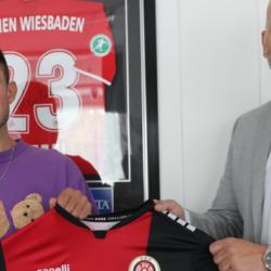 Thijmen Goppel voegt zich bij SV Wehen Wiesbaden